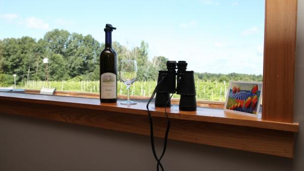 Wine and Birding