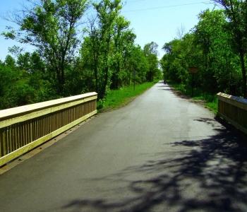 Bridge at moscow rd