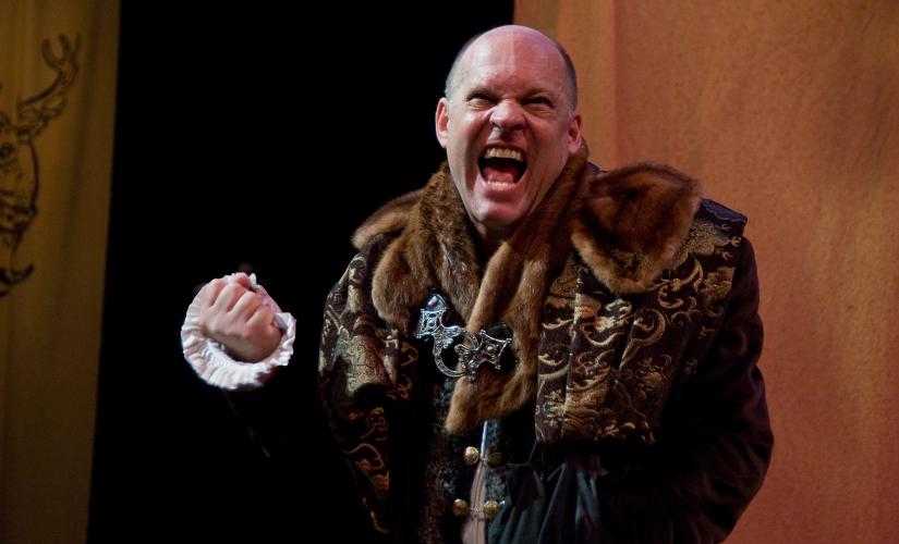 Michigan shakespeare festivals 2012 production of richard iii