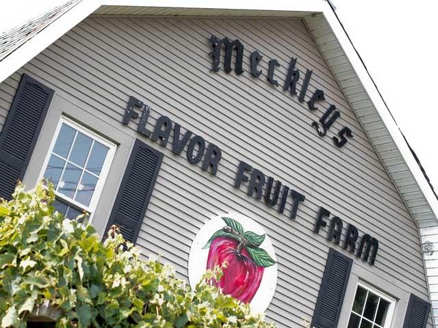 Meckleys-building-sign