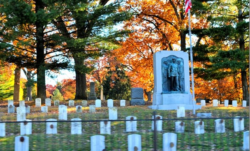 Tom steele evergreen cemetery