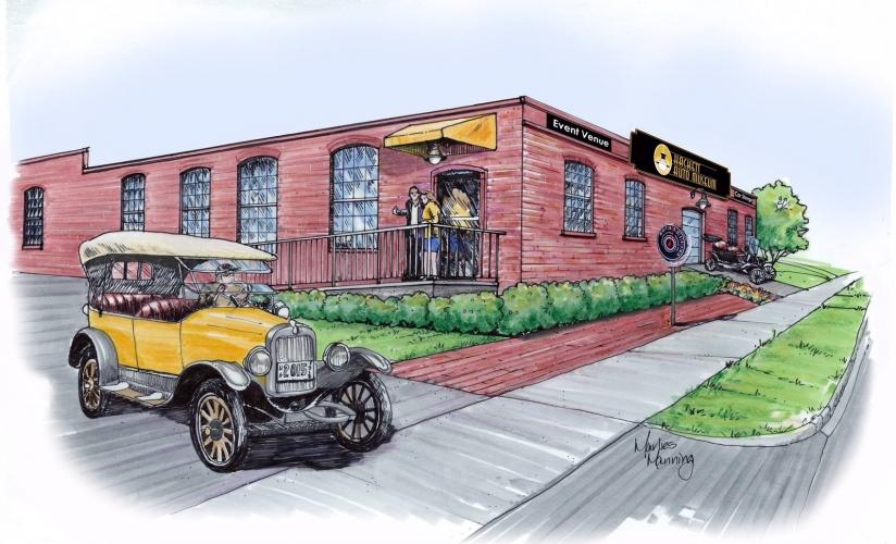Hackett auto museum