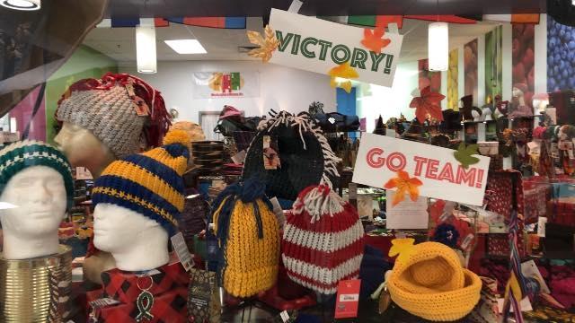 Knitwear hats