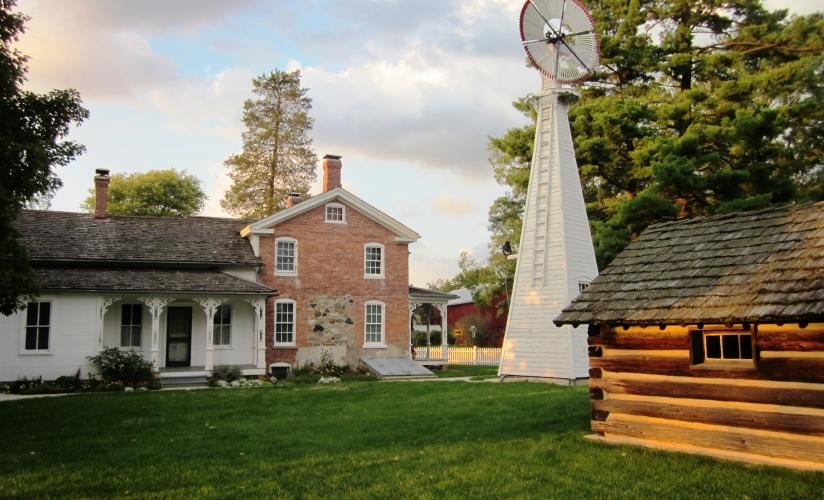 Waterloo farm museum photo