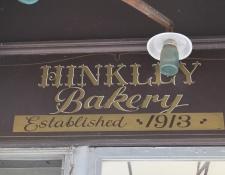 Hinkley bakery